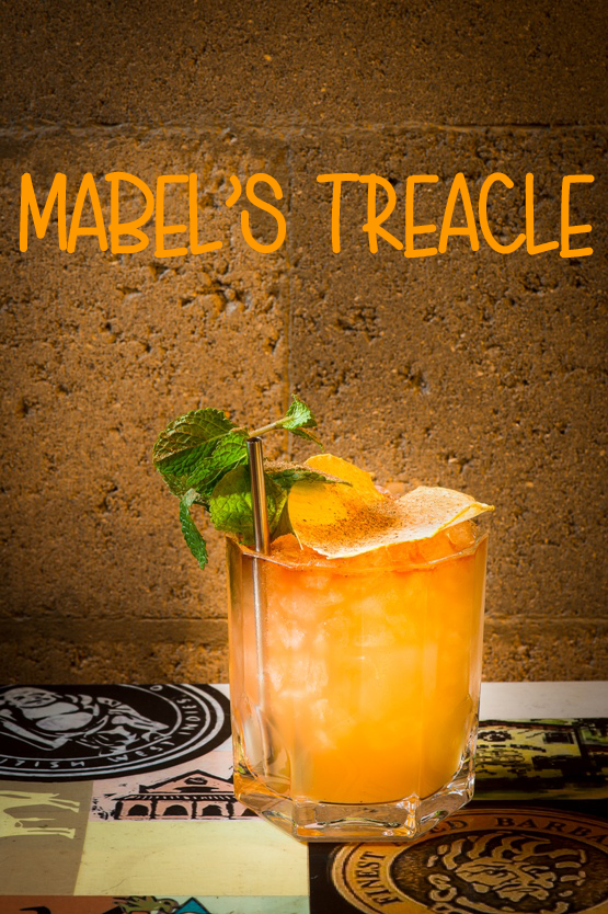 MABEL'S TREACLE